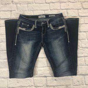Daytrip Aquarius Flare Jeans. 28 Long